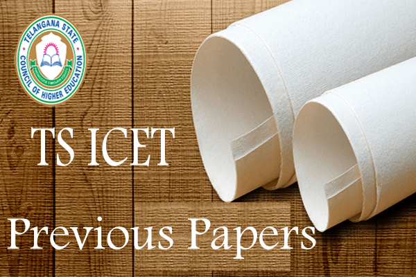 TS ICET Question Papers