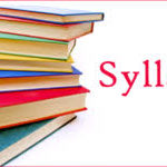 TNSET Assistant Professor Syllabus 2018