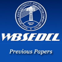 WBSEDCL AE Previous Question Papers