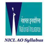 NICL AO Syllabus 2018 PDF