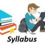 BPNL Syllabus 2018 PDF