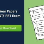 KVS Previous Year Question Papers PDF