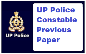 UP Police Jail Warder Previous Papers PDF