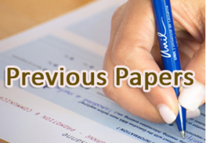 MPSC Tehsildar Previous Papers PDF