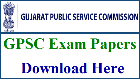 Gujarat Police Constable Previous Papers PDF