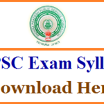 APSC Junior Lecturer Syllabus