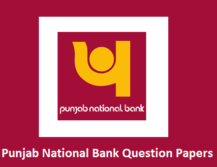 PNB Question Papers