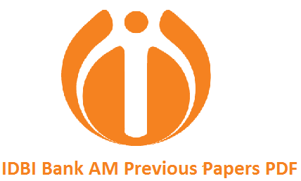 IDBI Assistant Manager Previous Question Papers