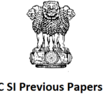 TPSC SI Previous Papers