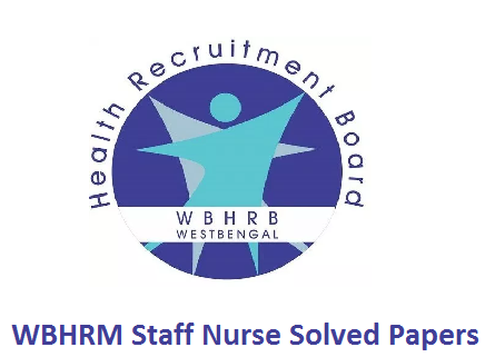 WBHRM Staff Nurse Previous Papers