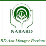 NABARD Assistant Manager Previous Papers